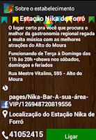 Screenshot of São João no Achei Caruaru