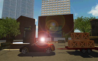 Screenshot of City Parking 370Z Simulator