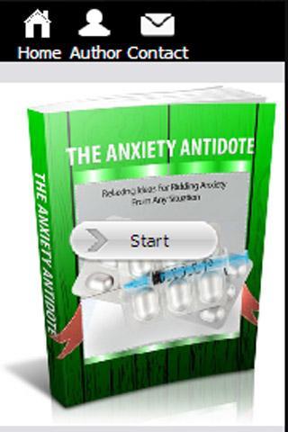 Anxiety Antidote