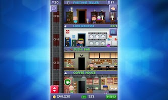 Screenshot of Tiny Tower