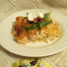 King Ranch Chicken Casserole III