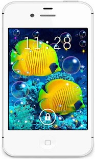 Underwater Sea live wallpaper - screenshot