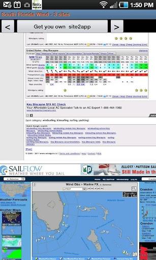 South Florida Wind