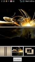 Screenshot of ADW Theme BlackGold