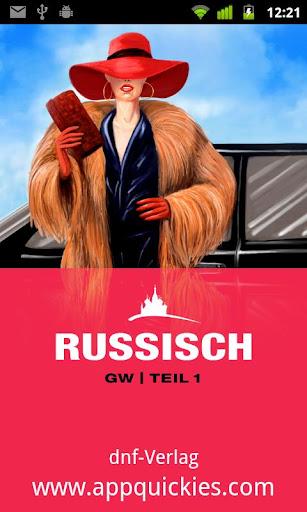 RUSSISCH GW Teil 1