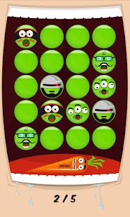 Peas Carrot - screenshot