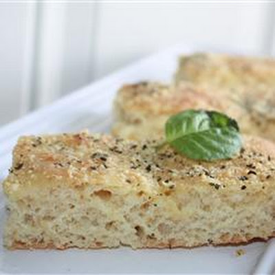 Herbed Oat Pan Bread