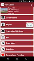 Screenshot of Mach 1 App