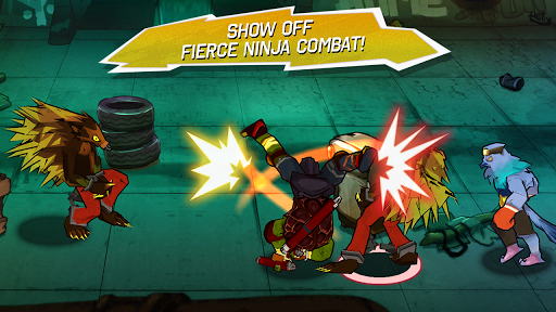 TMNT: Brothers Unite - screenshot
