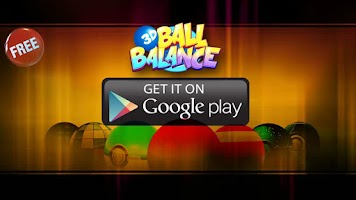 Screenshot of 3D Ball Balance