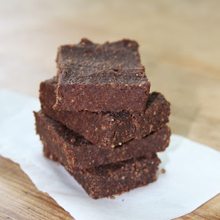 Fudgey Hazelnut Brownies
