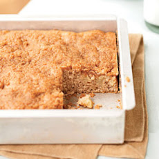 Apple-Cinnamon Coffeecake