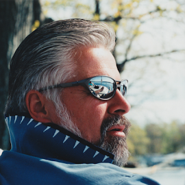 Reflections by Alec Halstead - People Portraits of Men