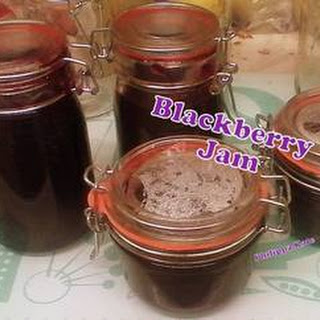 Low Sugar Blackberry Jam