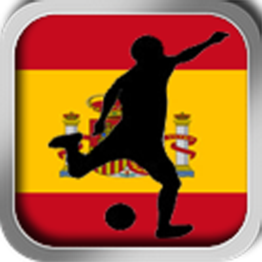 Real Football Player Spain LOGO-APP點子