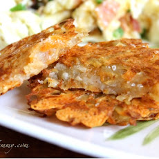 Healthy Baked Hash Browns