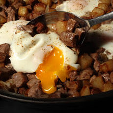 Steak and Eggs Hash Recipe