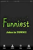 Screenshot of FunniestJokes
