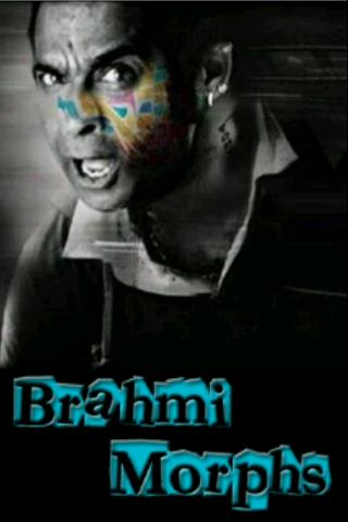 Brahmi Morphs