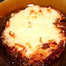 Patty's French Onion Soup