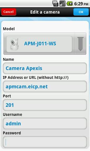 玩免費生產應用APP|下載IP Camera Control for Apexis app不用錢|硬是要APP