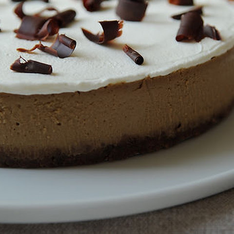 Cappuccino Cheesecake Recipe — Dishmaps