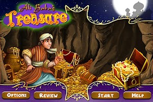 Screenshot of Ali Baba's Treasure Lite