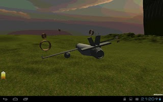 Screenshot of Flight Simulator FREE