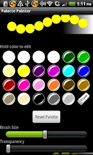 Palette Painter (Pro) - screenshot