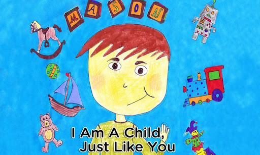 I am a child: Just Like You