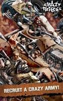 Screenshot of Crazy Tribes - War MMOG
