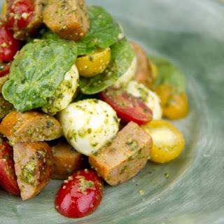 Sausage Tomato Mozzarella Salad Recipes