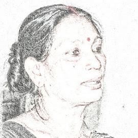 Biharan by Amit Kumar - Drawing All Drawing