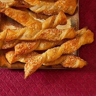 Sesame Bread Twists Recipes