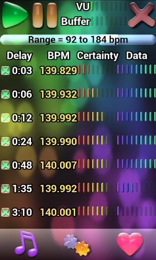 Beat Monitor: Real-time BPM
