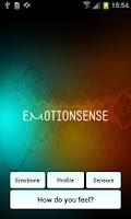 Screenshot of Emotion Sense