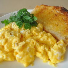 Betty Crocker 1950s Easy Scrambled Eggs