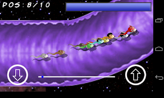 Screenshot of Minimal Race