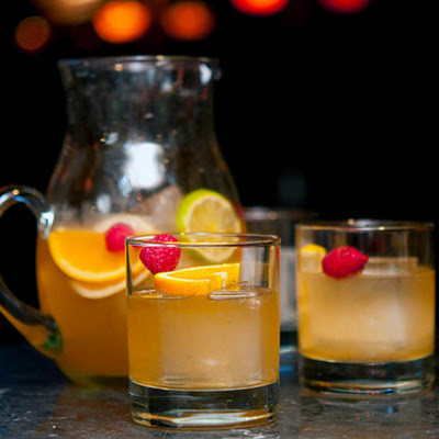 Midnight Cowboy's Fish House Punch