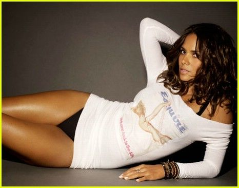 halle berry photo shoot