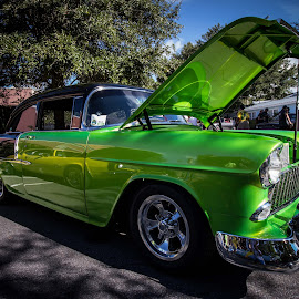 Fifty Five by Ron Maxie - Transportation Automobiles