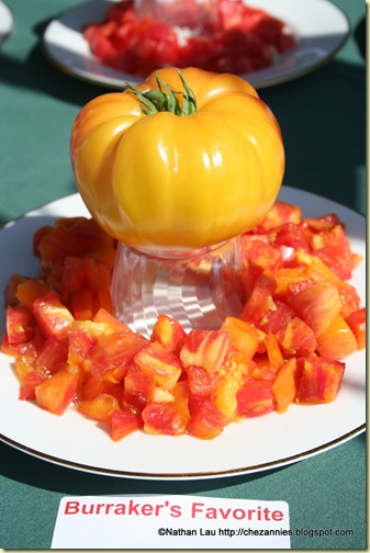 Burraker's Favorite Tomato