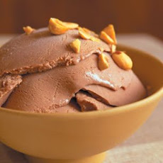 Chocolate-Hazelnut Gelato