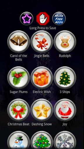 玩免費個人化APP|下載クリスマスのSMS着信音 app不用錢|硬是要APP