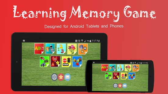 Speech Therapy Memory Game Pro - screenshot