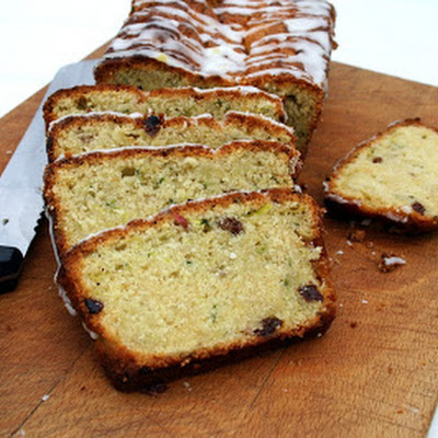 Courgette And Apple Cake