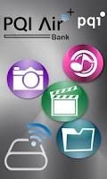 Screenshot of PQI Air Bank+