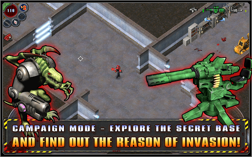 Alien Shooter - screenshot