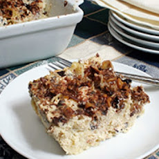 Orange Currant Noodle Kugel