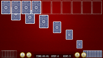 Screenshot of Spider Solitaire HD